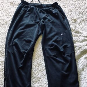 Nike men's Joggers size Large